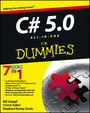 C# 5,0 All-in-One For Dummies