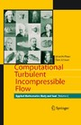 Computational Turbulent Incompressible Flow - Applied Mathematics: Body and Soul 4