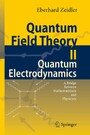 Quantum Field Theory II: Quantum Electrodynamics - A Bridge between Mathematicians and Physicists