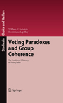 Voting Paradoxes and Group Coherence - The Condorcet Efficiency of Voting Rules