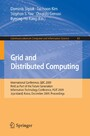 Grid and Distributed Computing - International Conference, GDC 2009, Held as Part of the Future Generation Information Technology Conferences, FGIT 2009, Jeju Island, Korea, December 10-12, 2009, Proceedings (Communications in Computer and Informatio