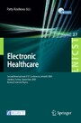 Electronic Healthcare - Second International ICST Conference, eHealth 2009, Istanbul, Turkey, September 23-15, 2009, Revised Selected Papers