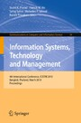Information Systems, Technology and Management - 4th International Conference, ICISTM 2010, Bangkok, Thailand, March 11-13, 2010. Proceedings (Communications in Computer and Information Science, Vol 54)