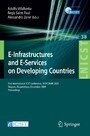 E-Infrastructures and E-Services on Developing Countries - First International ICST Conference, AFRICOM 2009, Maputo, Mozambique, December 3-4, 2009, Proceedings ( Lecture Notes of the Institute for Computer Sciences, Social-Informatics and Telecommu