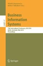 Business Information Systems - 13th International Conference, BIS 2010, Berlin, Germany, May 3-5, 2010, Proceedings (Lecture Notes in Business Information Processing, Band 47)
