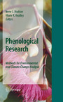 Phenological Research - Methods for Environmental and Climate Change Analysis