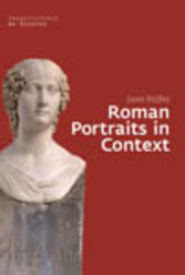 Roman Portraits in Context