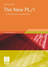 The New PL/I - ... for PC, Workstation and Mainframe