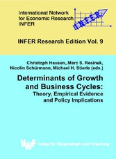 Determinants of Growth and Business Cycles: Theory, Empirical Evidence and Policy Implications: INFER Annual Conference 2003